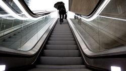 How Trying to Control Your Weight Is Like Running Down the Up Escalator (Part