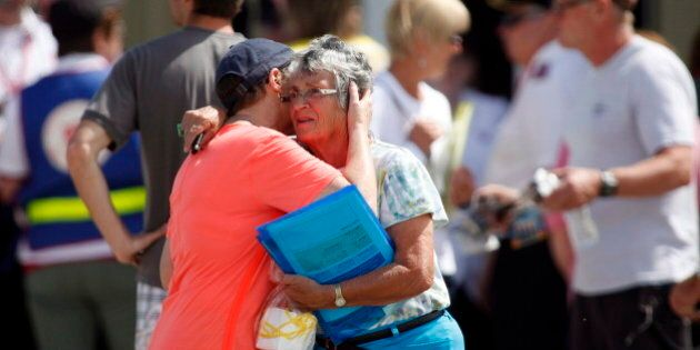 Many Alberta Flood Victims Can't Be Home For