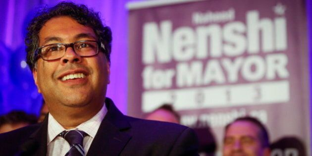 Alberta Municipal Elections: Nenshi Re-Elected In Calgary, Iveson Becomes New Edmonton