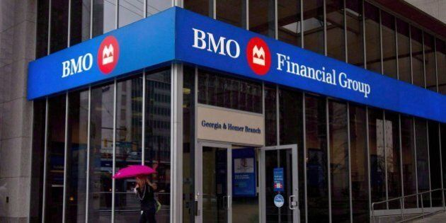 Bank Of Montreal Q1 Profit Up 2 Per Cent To $1.06