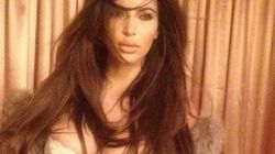 Kim Kardashian Wows In