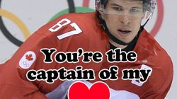Olympic-Inspired Valentines Will Melt Your