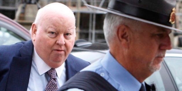 Mike Duffy May Attend Senate Suspension