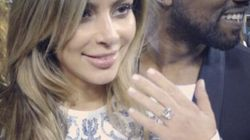 LOOK: Kim Kardashian's Engagement