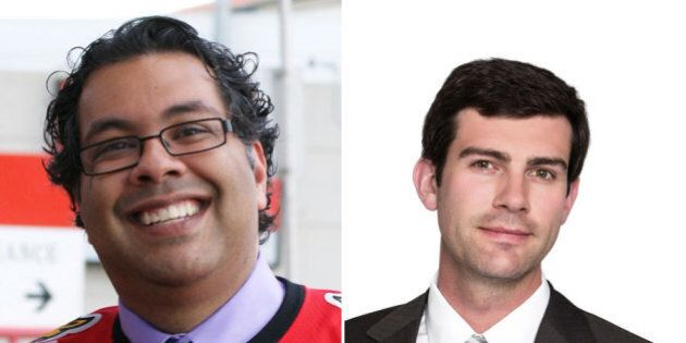 Naheed Nenshi, Don Iveson, Mayoral Wins Met With Huge Enthusiasm