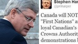 LOOK: Harper Victim Of Online
