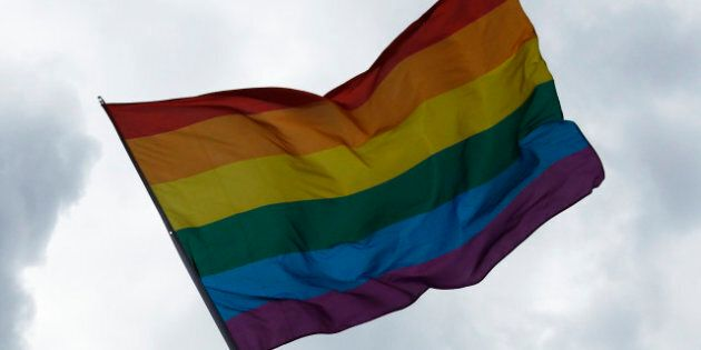 Rainbow Flag To Fly At B.C. Legislature During Sochi