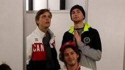 U.S., Canadian Ski Jumping Teams' Awesome