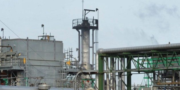 Regina Refinery Explosion: No Injuries, Everyone Accounted