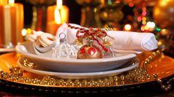 SFU's Christmas Dinner For International