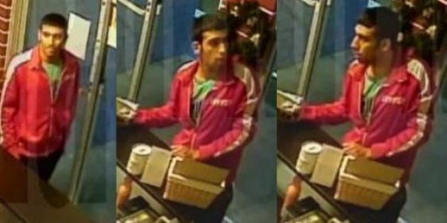 Abbotsford Sex Assault Suspect Caught On