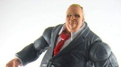 CRACK-POW! RoFo Action Figure Sold For How