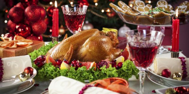 How The Big Holiday Meal Stresses Your Body Out – And How To Fight