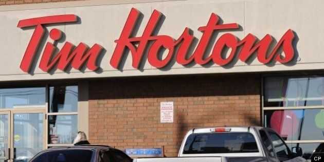 Tim Hortons To Add 500 Canadian Locations, 300 U.S. Locations By