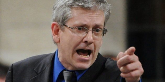 Charlie Angus: Harper Tories 'On Side Of Pedophiles And