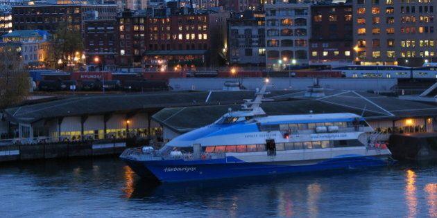 Nanaimo Foot Ferry Needs City