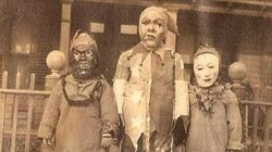 LOOK: Creepy Vintage Halloween
