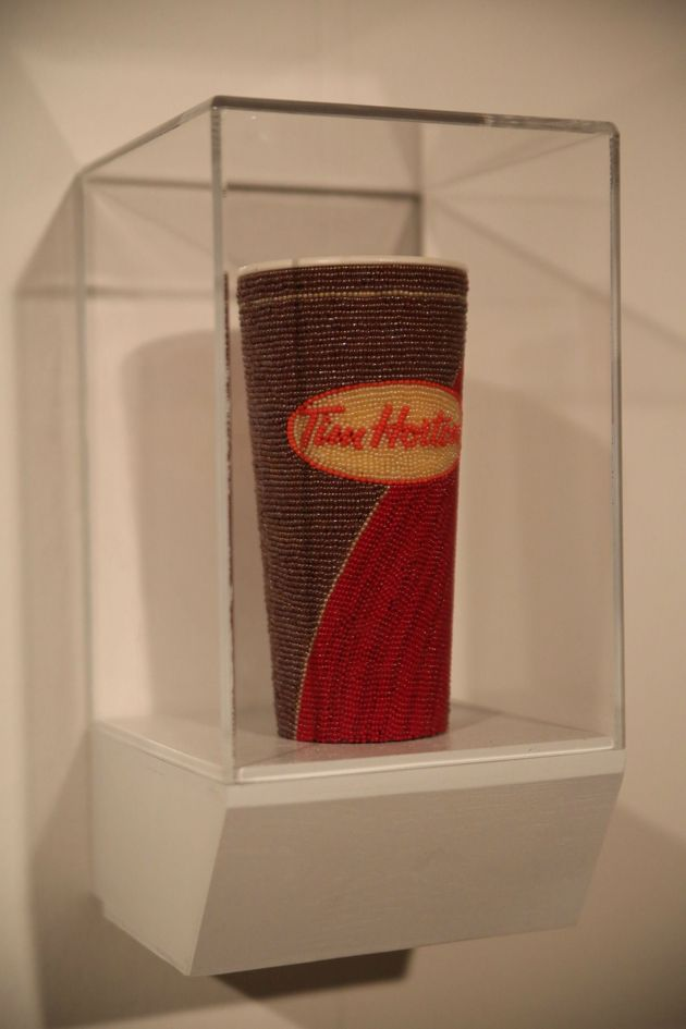 Tim Hortons Coffee Cup Is Canada's Answer To Andy Warhol