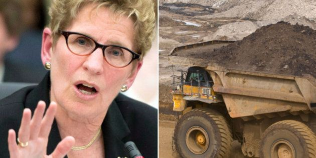 Kathleen Wynne: Ring Of Fire Environmental, First Nations Concerns Must Be