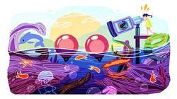 Toronto Teen's Google Doodle Is