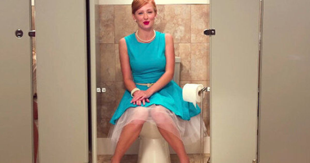 Women Don't Poop, And Other Myths We Let Men Believe