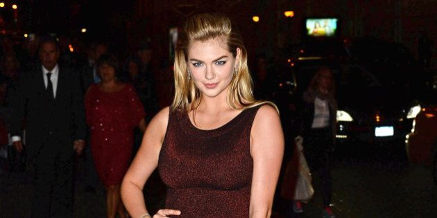 NEW YORK, NY - OCTOBER 22: Kate Upton is seen on October 22, 2013 in New York City. (Photo by NCP/Star