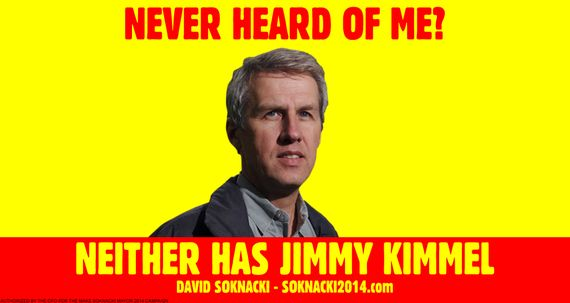 Never Heard Of Me? Neither Has Jimmy