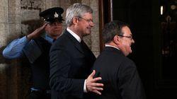 What Harper, Flaherty Won't Talk