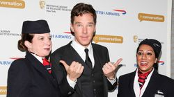 Benedict Cumberbatch's Fashion Faux