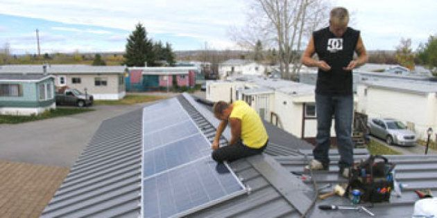 Off The Grid Alberta: Focus On Green Energy For Self-Sustainable