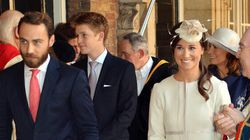 Pippa Middleton's Special Christening