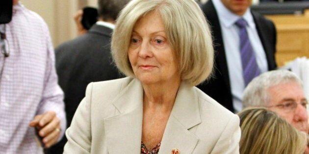 Senator Carolyn Stewart Olsen Quits Controversial