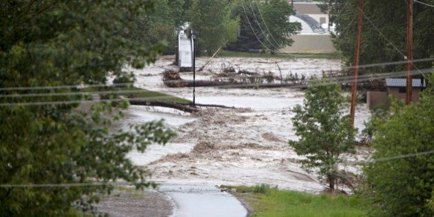 Alberta Flood Damaged Campgrounds, Parks To Get $81M From Province For