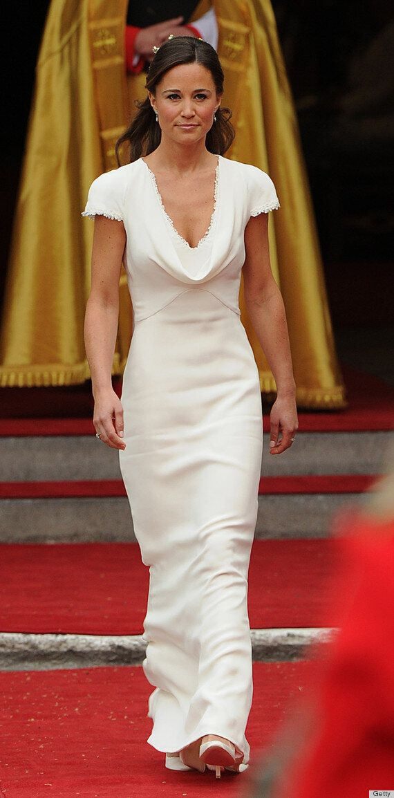 Pippa Middleton Spills On THAT Royal Wedding Bridesmaid