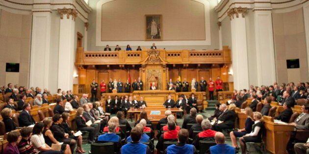 Saskatchewan Throne Speech