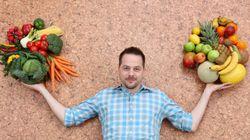 Vegetarians Rule The World...Health Wise