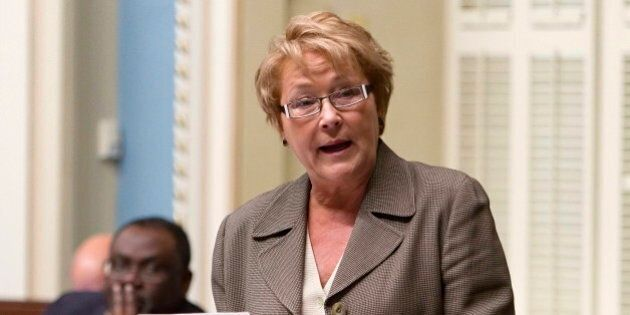 Marois Calls On Harper To Withdraw Quebec Sovereignty Rules