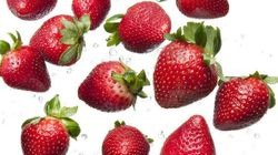 Strawberries Every Day Keeps Cholesterol