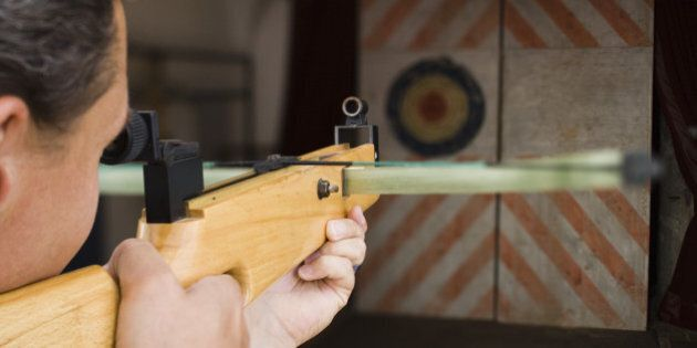 Crossbow Attack In Mission Leaves One Man Dead And Another