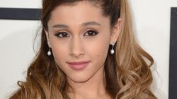 Ariana Grande Doesn't Look Like This