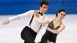 Tessa And Scott Second After Short