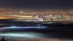 WATCH: Vancouver Fog Time-Lapse