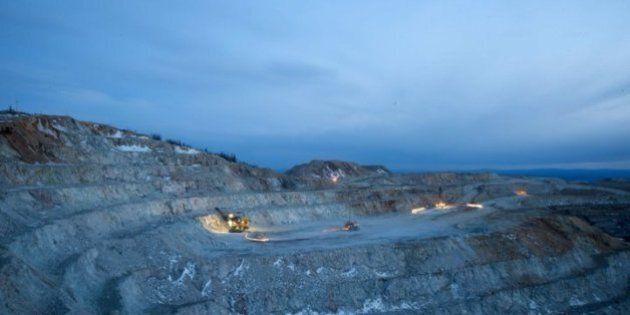 Taseko New Prosperity Mine Rejected By Federal