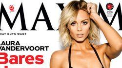 Laura Vandervoort Makes Her Maxim