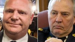 Doug Ford Says Police Chief 'Just Keeps Breaking The