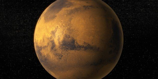 Mission To Mars Takes B.C. Scientist To