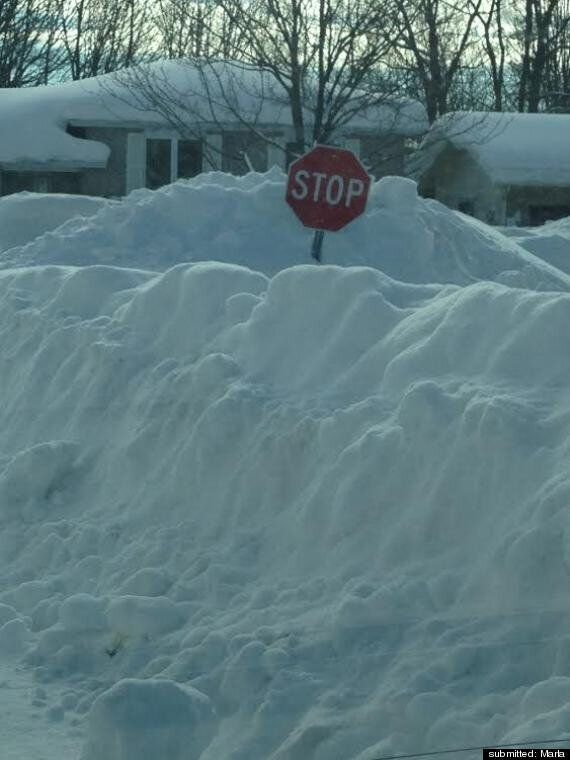 A Message To People Complaining About The Snow Squall In