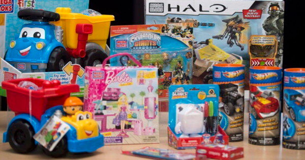 Ambigüedad Borrar Custodio  Mattel Buys Mega Brands, Quebec Company Behind Mega Bloks For  US$460-million   HuffPost Canada