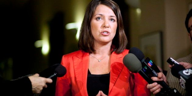 Danielle Smith: 'Climate Change Is A