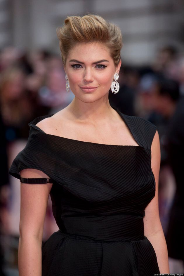 Kate Upton Reigns Supreme At 'The Other Woman'